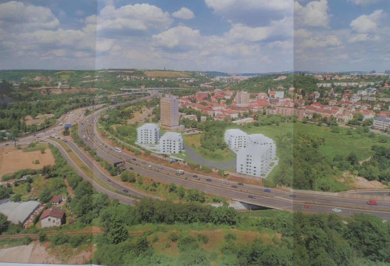Ekorezidence Braník - nové sídliště